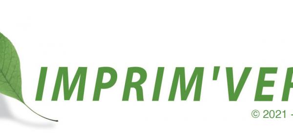 IMAGINE obtient le label Imprim'Vert